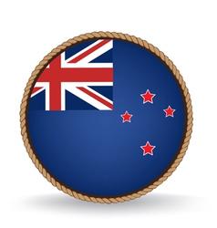 New Zealand Seal vector image