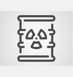 Waste icon sign symbol vector