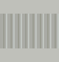empty corrugated sheet background vector image vector image