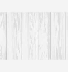white wood textured background realistic vector image