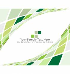 abstract tiled background vector image vector image