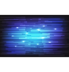 Abstract line light blue background vector image