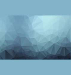 abstract blue polygonal which consist of vector image