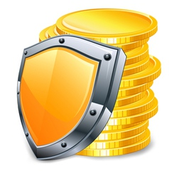 bank security vector image