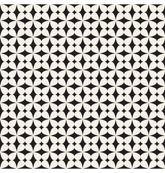 Flowers stylized seamless pattern vector image vector image