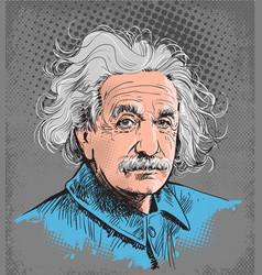 Einstein color vector
