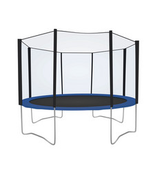 kids trampoline vector image