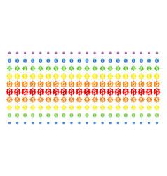 Money award shape halftone spectral grid vector