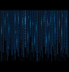 Matrix background eps10 vector