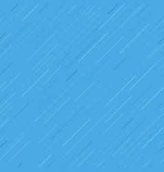 season rain blue seamless background vector image