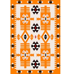 Romanian ethnic motifs vector image