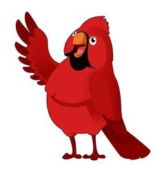 Cardinal vector image