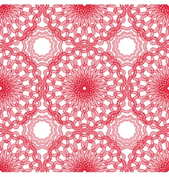 geometric ornament - seamless pattern - Tangier Gr vector image vector image