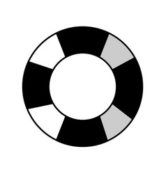 Float icon image vector
