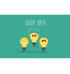 Good idea vector