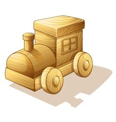 train engine vector image vector image