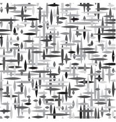 Abstract irregular striped line seamless pattern vector
