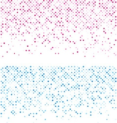 Circles technology pattern banners vector
