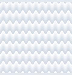 modern elegant seamless wavy line pattern vector image