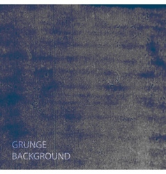Grunge watercolor background brushed ink texture vector
