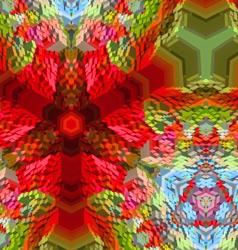 urban space vector image vector image
