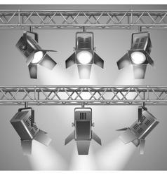 show projectors vector image
