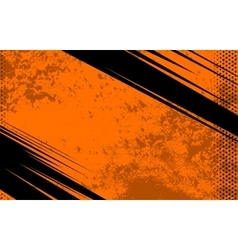 Comic Book and Journal Background Orange vector image vector image