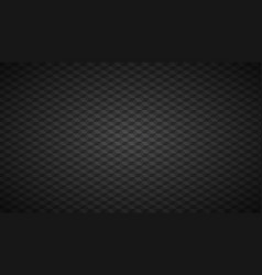 Black abstract cubic background digital mosaic vector