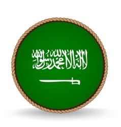 Saudi Arabia Seal vector image