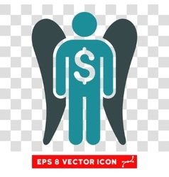 Angel Investor Icon vector