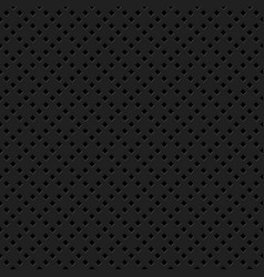 black technology background with seamless vector image