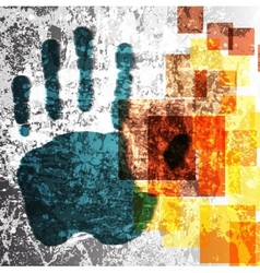 Shiny eps10 background vector image