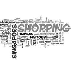 Who can resist a bargain text word cloud concept vector