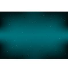 Dark Space Green Blue Background vector