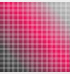 chequered background in hot pink vector image