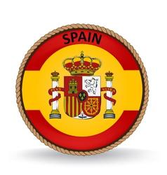 Spain Seal vector