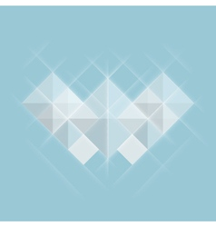 New abstract background vector image vector image