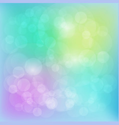 bright blurred background vector image