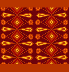 Ethnic abstract bright pattern background vector
