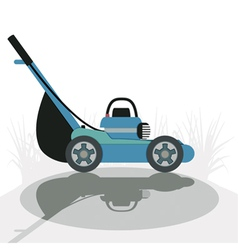 Mower vector
