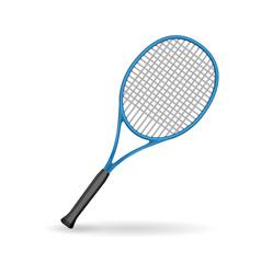 racket tennis sport racket vector image