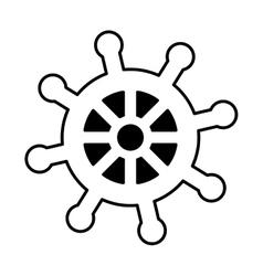 Timon ship maritime icon vector