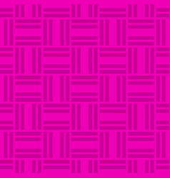 seamless pattern of striped squares vector image