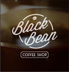 Vintage coffee logo 4 vector