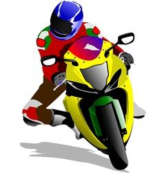 al 0934 moto vector image