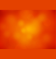 abstract blur red orange colored background vector image vector image