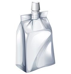 A drinking bag vector