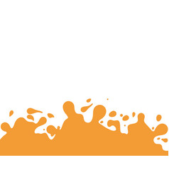 splash icon design vector image