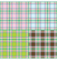 fashion fabrics vector image