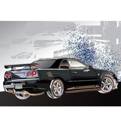 avto vector image